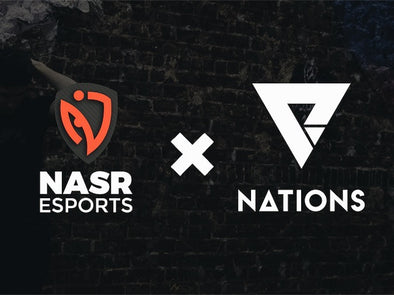 NASR Esports enters partnership with We Are Nations