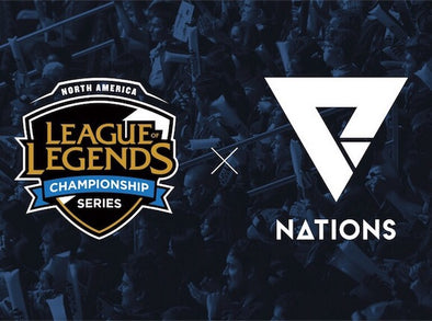 North American LCS Adds We Are Nations as Merchandising Sponsor