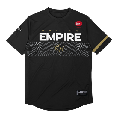 Dallas Empire CDL Pro Jersey 2021 - Black