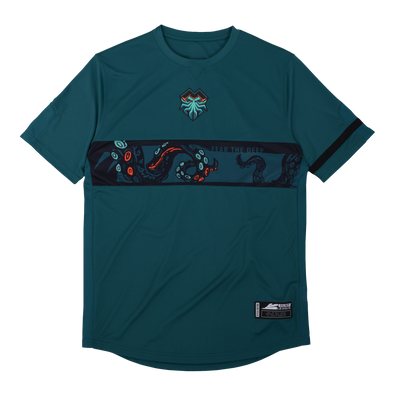 Florida Mutineers CDL Pro Jersey 2021 - Teal