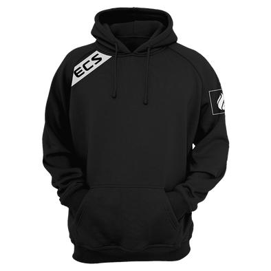 Nations ECS Slant Pullover Hoodie - Black - We Are Nations