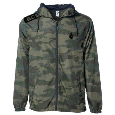 Nations ECS Slant Windbreaker - Camo - We Are Nations