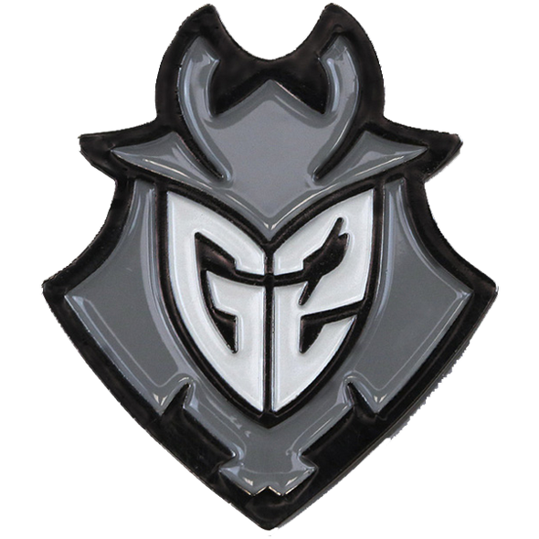 Nations G2 Esports Pin - We Are Nations