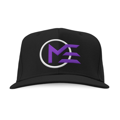 Nations Midnight Logo Snapback - We Are Nations