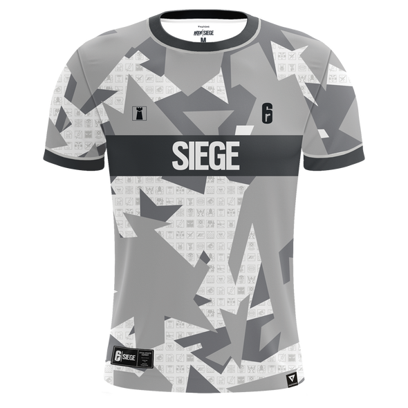 Rainbow Six Siege: Defender Jersey - White Camo