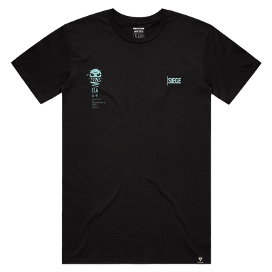 Rainbow Six Siege: Ela Short Sleeve Tee