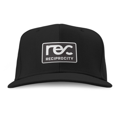 Nations Reciprocity Logo Patch Snapback - We Are Nations