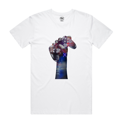 Nations Reciprocity Hand Tee - We Are Nations