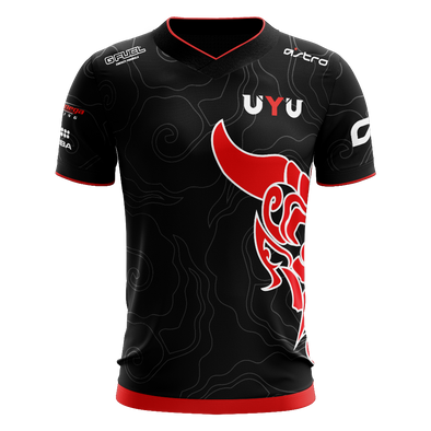 Nations UYU 2019 Pro Jersey - Black - We Are Nations