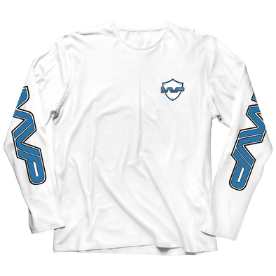 Nations MVP LONGSLEEVE T-SHIRT - WHITE - We Are Nations