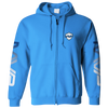 Nations MVP ZIP HOODIE - BLUE - We Are Nations