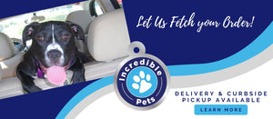 Delivery and Curbside Pickup Available
