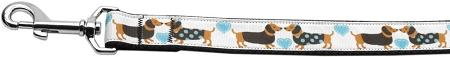 Doxie Love Nylon Dog Leash