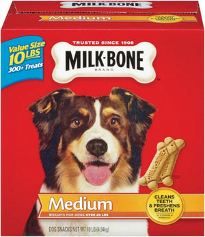 Milk-Bone Original Medium Dog Biscuits