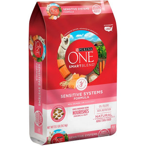 Purina ONE SmartBlend Sensitive Stomach Dry Dog Food