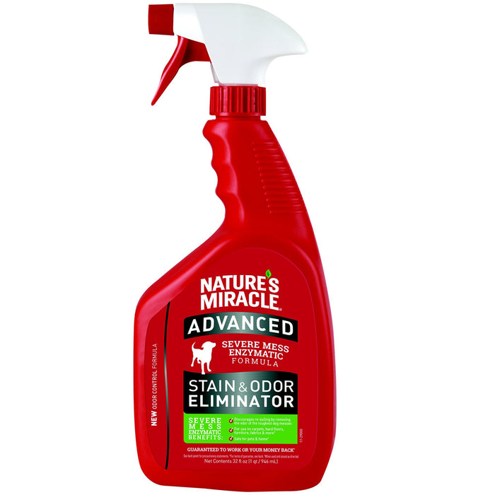 Nature's Miracle Advanced Stain and Odor Remover