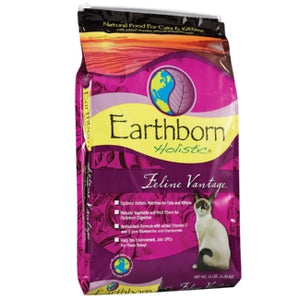 Earthborn Holistic Feline Vantage Natural Cat Food