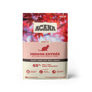 Acana Indoor Entree Adult Dry Cat Food
