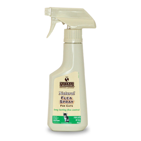 Natural Chemistry Natural Flea Spray for Cats