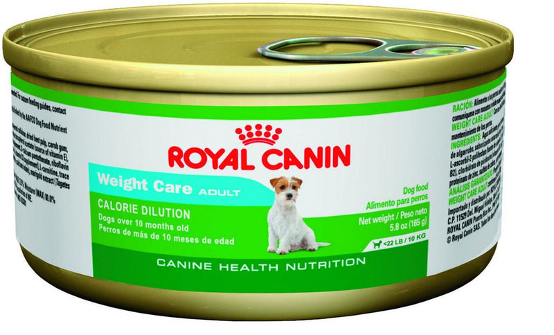 Royal Canin Adult Weight Care Formula for Small Dogs Canned Dog Food