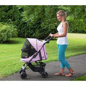 Happy Trails NO-ZIP Pet Stroller