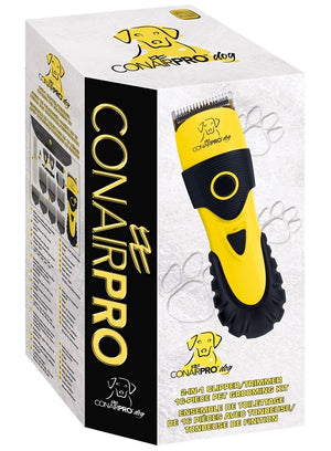 ConairPRO Dog 2-in-1 Pet Clipper/Trimmer Kit
