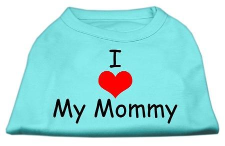 I Love My Mommy Shirt