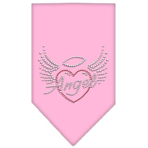 Angel Heart Rhinestone Bandana