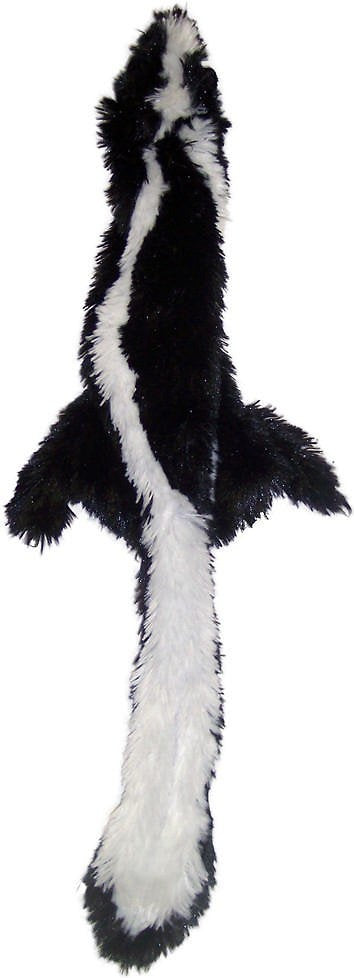 Ethical Pet Skinneeez Skunk Dog Toy