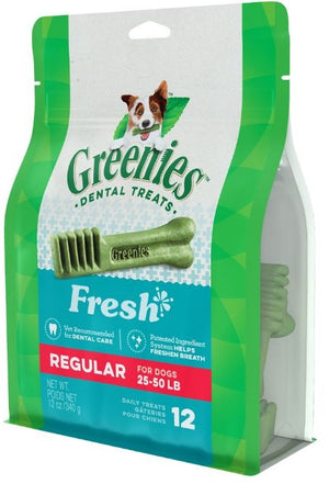 Greenies Regular Mint Dental Dog Chews