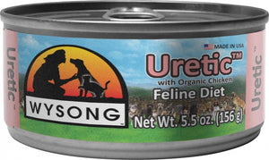 Wysong Uretic with Organic Chicken Canned Cat Food