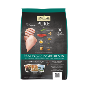 Canidae Grain Free PURE Healthy Weight Chicken & Pea Recipe Dry Dog Food