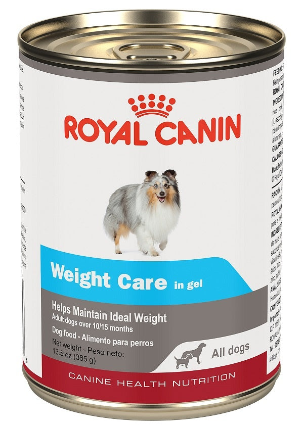Royal Canin Canine Health Nutrition Weight Care Canned Dog Food
