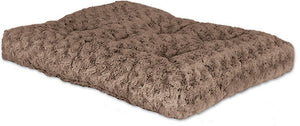 MidWest Quiet Time Ombre Swirl Mocha Pet Bed