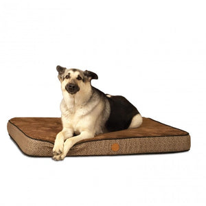 K&H Pet Products Superior Orthopedic Mocha Pet Bed