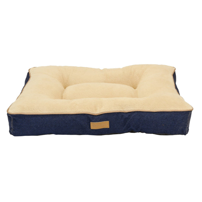 DMC Gusset Denim Bed