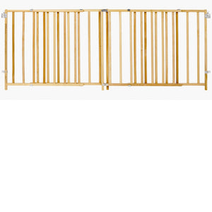North States Extra-Wide Swing Pet Gate