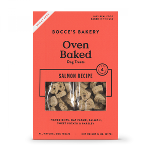 Bocce's Bakery Salmon Dog Biscuits