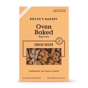 Bocce's Bakery Cheese Dog Biscuits