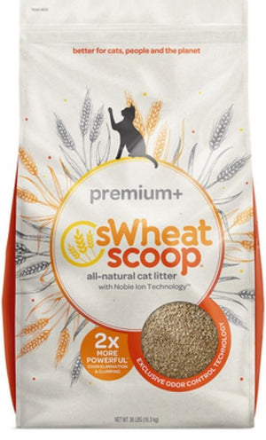 sWheat Scoop Premium + Natural Cat Litter