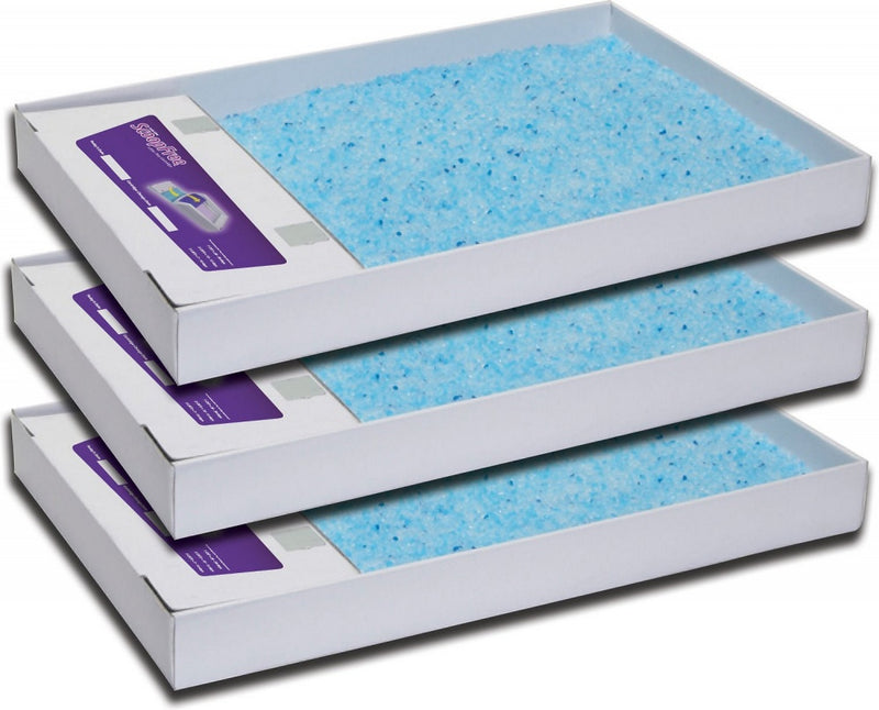 PetSafe ScoopFree Blue Litter Tray Refill With Premium 3 pack