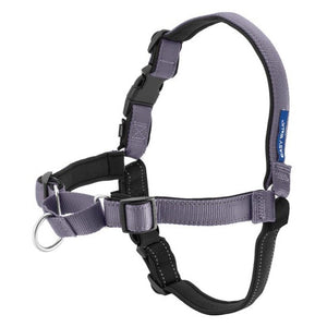PetSafe Deluxe Easy Walk Steel Gray & Black Dog Harness