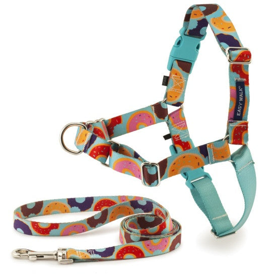 PetSafe Easy Walk Chic Donuts Dog Harness & Leash