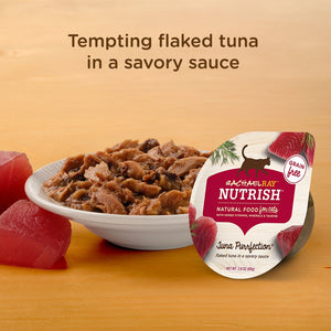 Rachael Ray Nutrish Natural Grain Free Tuna Purrfection Recipe Wet Cat Food