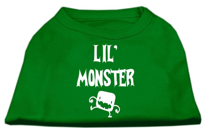 Lil Monster Screen Print Shirts
