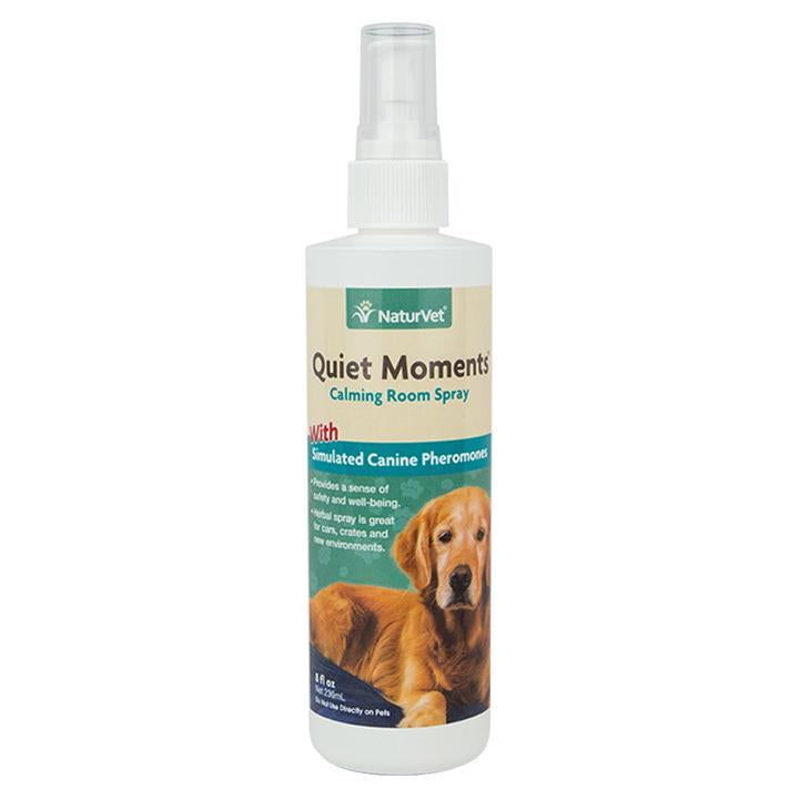 Naturvet Quiet Moments Calming Aid Room and Crate Spray