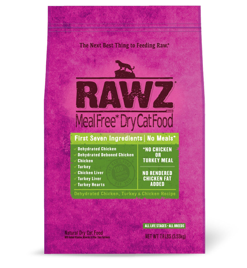 RAWZ Meal Free Chicken Cat Food