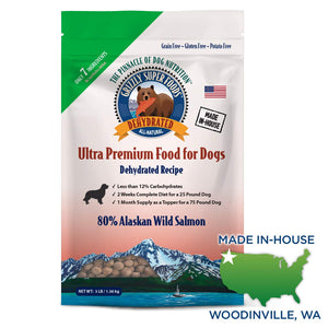 Grizzly Superfoods Dehydrated Dog Food