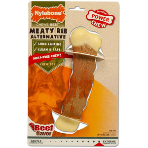 Nylabone Durachew Alternative Beef Rib