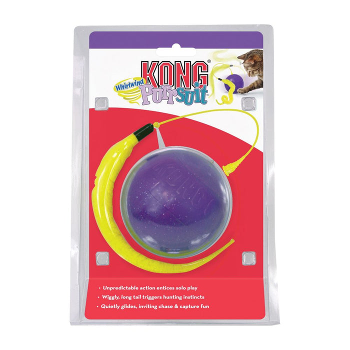Kong Whirlwind Purrsuit Cat Toy